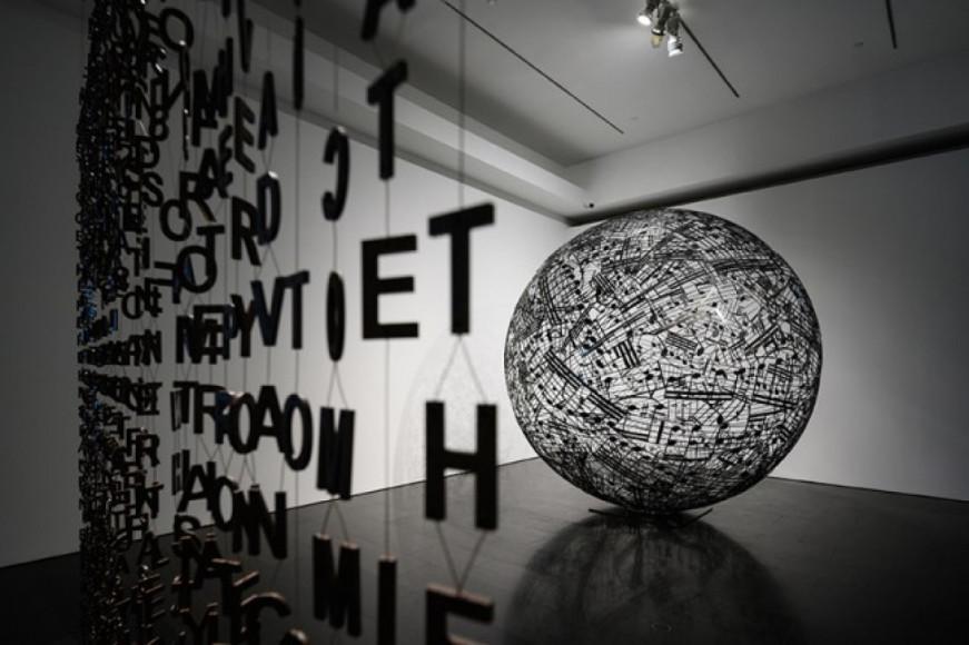 Экспозиция персональной выставки Жауме Пленсыв MACBA (Барселона), 2018–2019