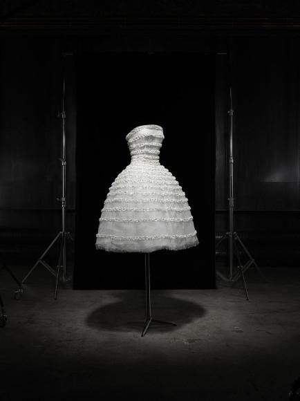 Платье Christian Dior Haute Couture,1958
