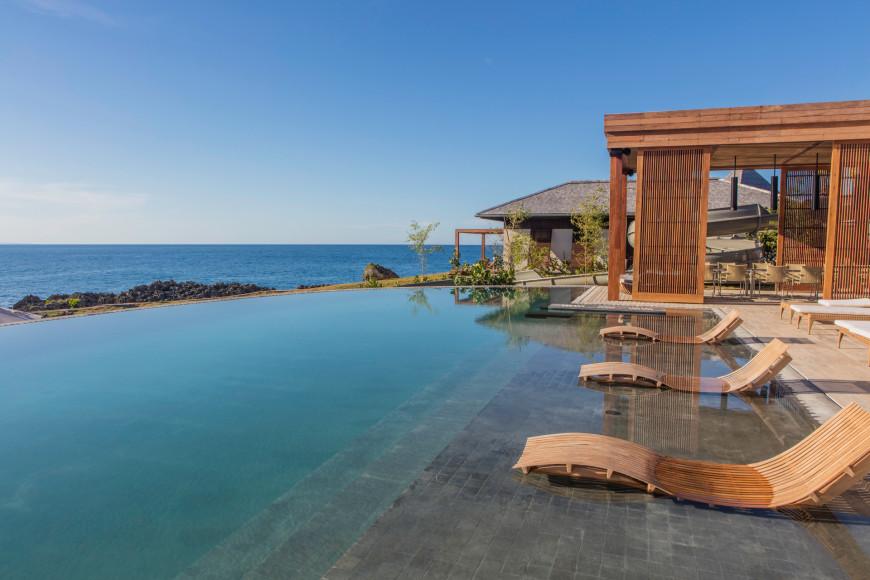 Бассейн(ANI Private Resort Dominican Republic)