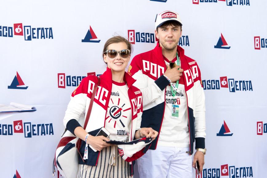 Екатерина Шпица и Иван Жидков