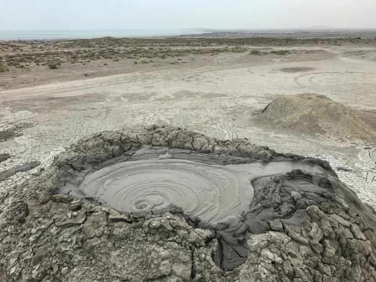 Заповедник грязевых вулканов