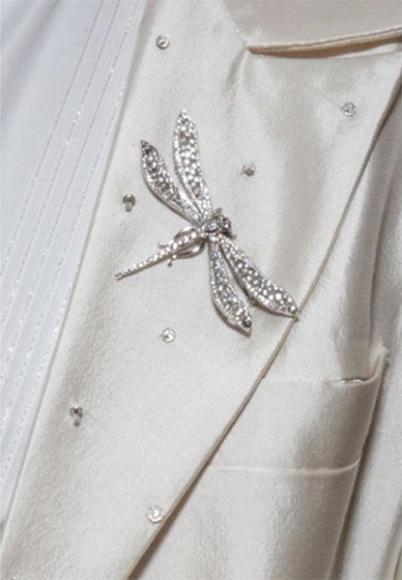 Брошь Enchant Dragonfly,Tiffany & Co.