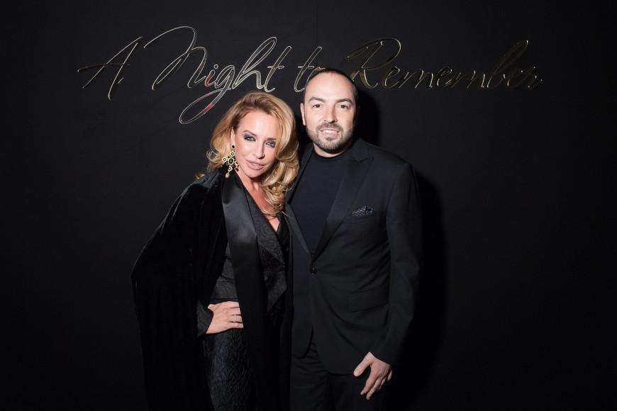 Виктория Шелягова и Дмитрий Дудинский