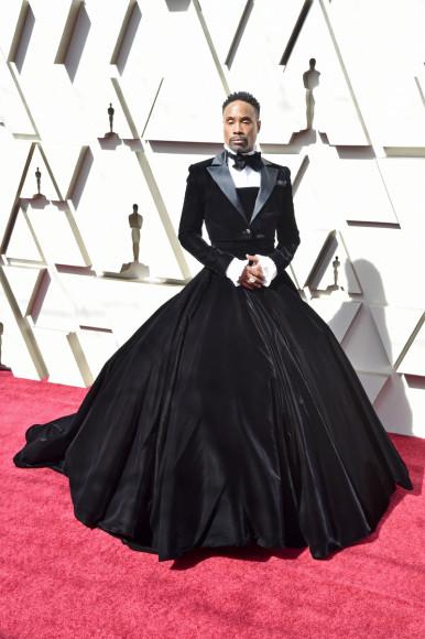 Билли Портер на церемонии «Оскар», 2019