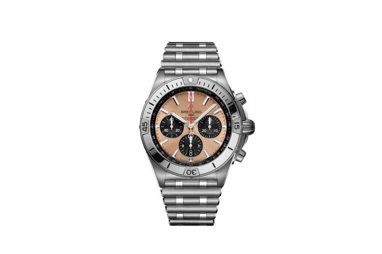 Часы Chronomat b01 42 mm, Breitling, 645 500 руб. (Breitling)