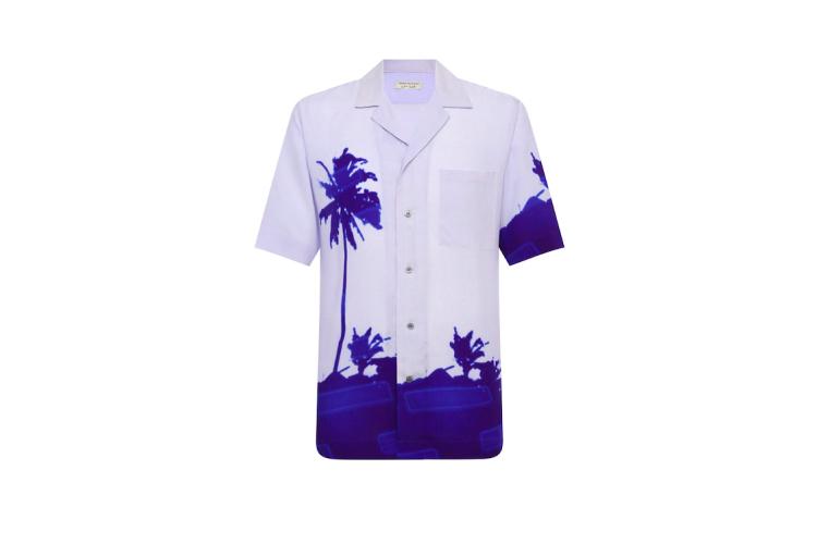 Рубашка Dries Van Noten, 36 300 руб. (ЦУМ)