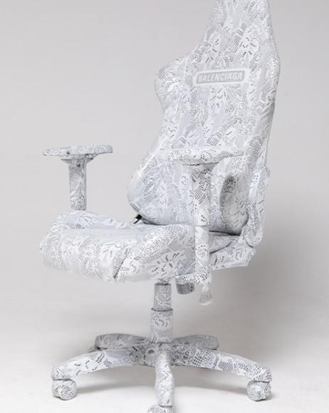 Кресло Balenciaga, созданное Гарри Нуриевым