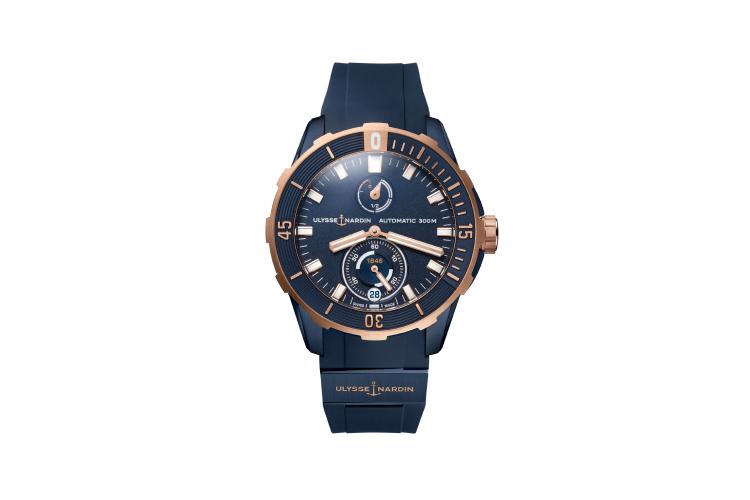 Часы Diver, Ulysse Nardin