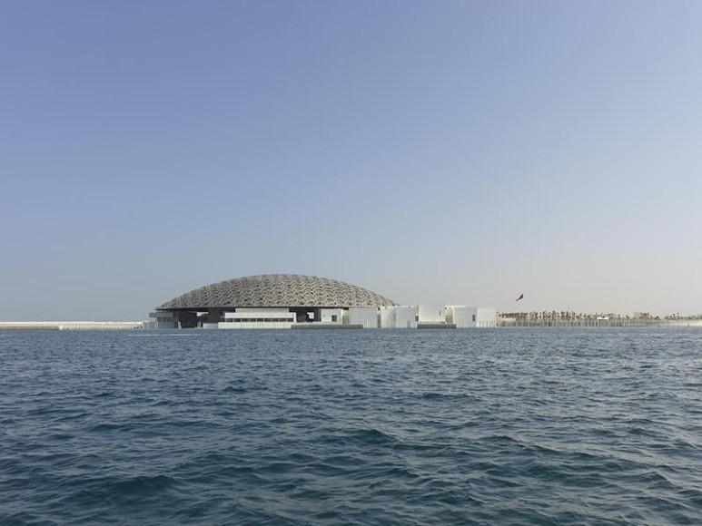 Фото: Louvre Abu Dhabi / Photography Roland Halbe