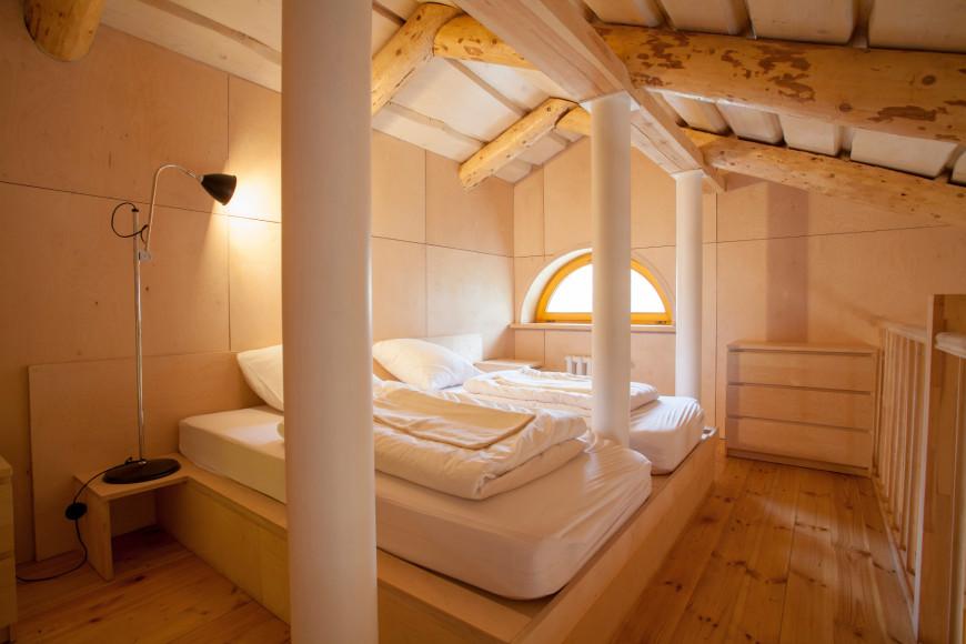 Комната, оформленная Евгением Ассом