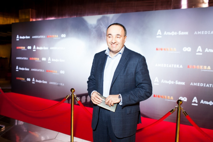 Александр Роднянский, продюсер