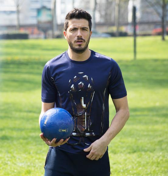 Футболка Zilli