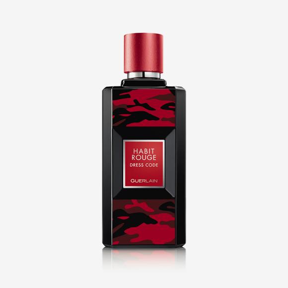 Древесный аромат Habit Rouge, Guerlain. Цена: 100 мл — 7960 руб.
