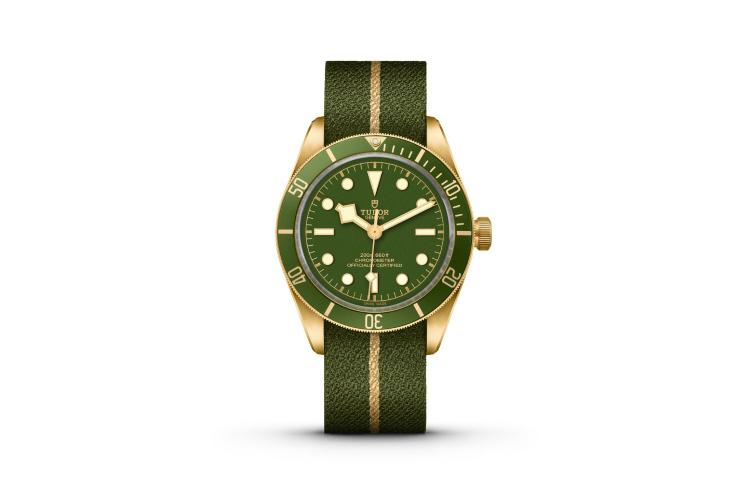 Часы Black Bay Fifty-Eight 18K, Tudor