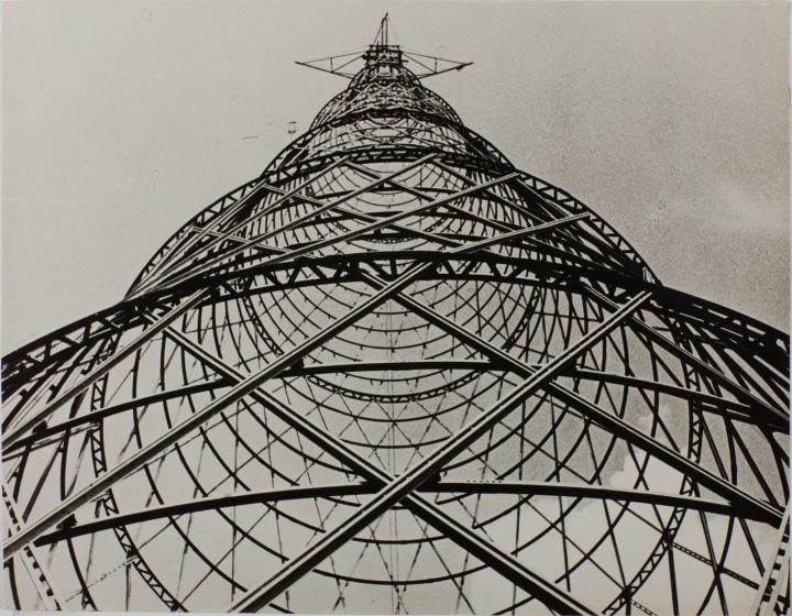 Александр Родченко. «Шуховская Башня», 1920 (Коллекция сэра Элтона Джона)