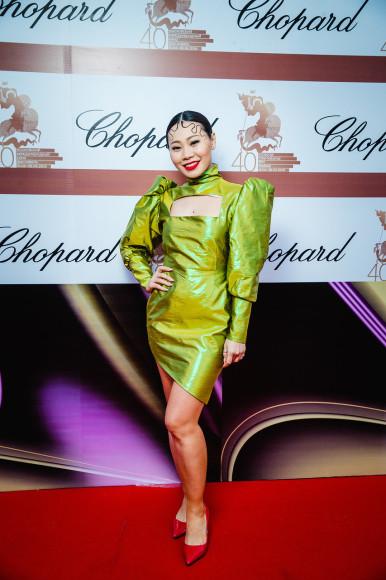 Актриса, певица и режиссер Ян Гэ