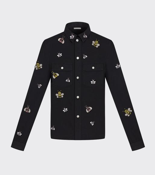 Рубашка Dior, цена по запросу