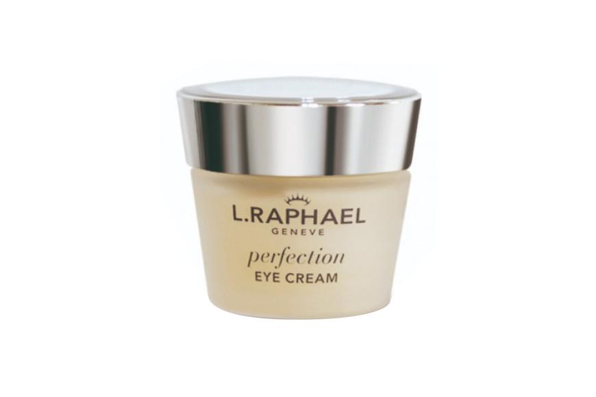 Крем для кожи вокруг глаз Perfection Eye Cream, L. Raphael включает в себя запатентованный комплекс, который обладает антивозрастными и восстанавливающими свойствами. Средство помогает подтянуть и разгладить нежную кожу в области глаз