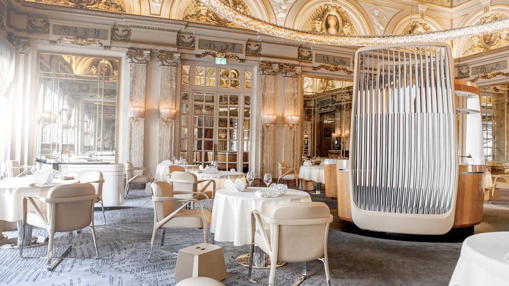 Ресторан Le Louis XV