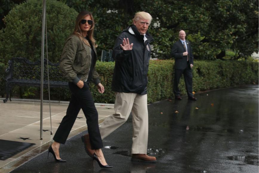 В туфлях на шпильке по пути в Техас, 2017 год