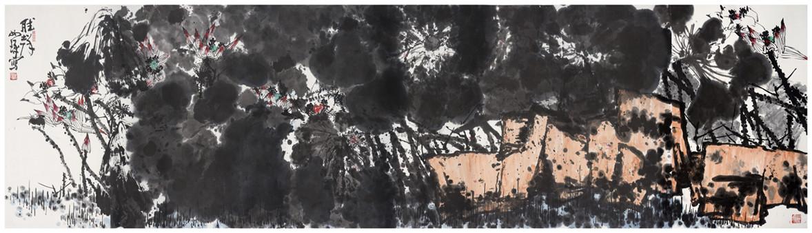 Цуй Жучжо. «Прислушайтесь», 2013
