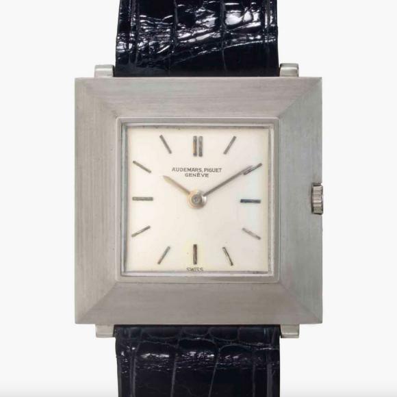Квадратные часы Audemars Piguet Джо ДиМаджо