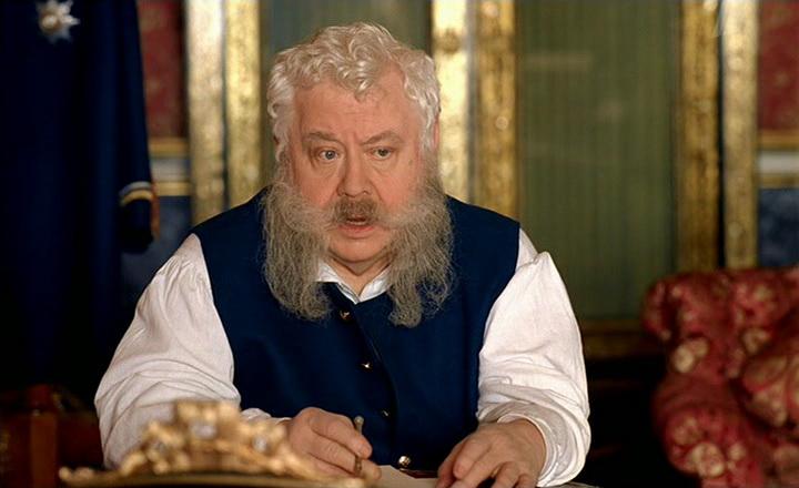Кадр из фильма «Статский советник», 2005