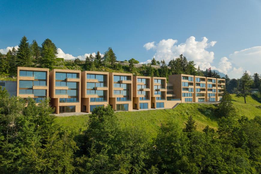 Виллы Lakeview Residence Villas