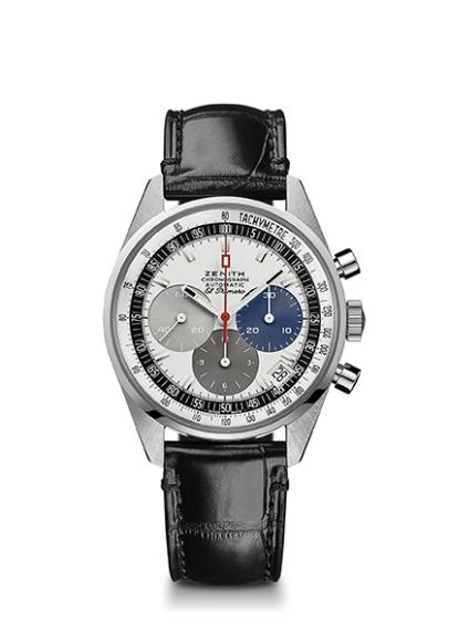 Точная копия часов el Primero 1969 года