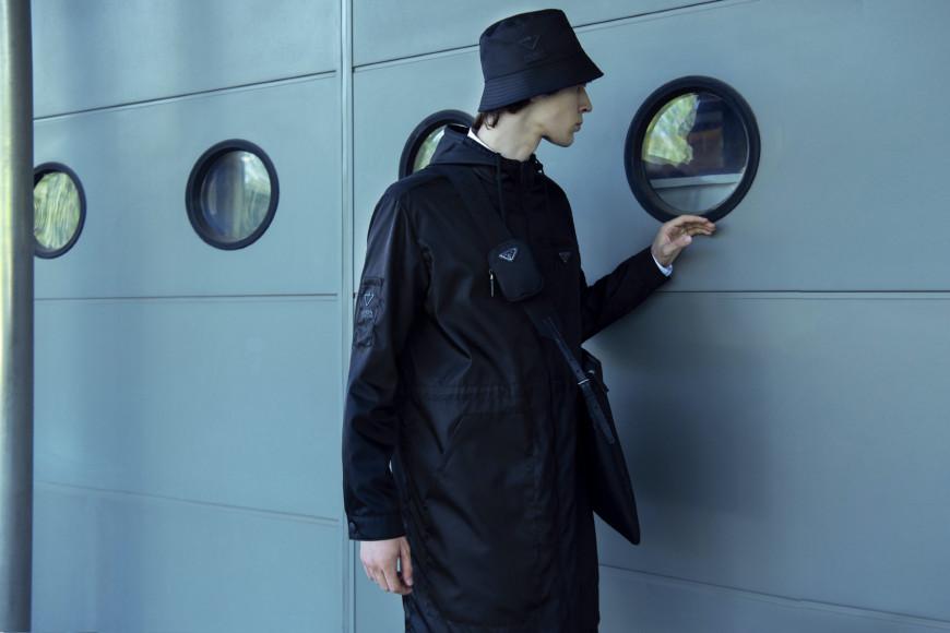 Коллекция Prada Re-Nylon