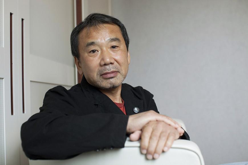 Номинант на нобелевскую премию 2016 года: Харуки Мураками