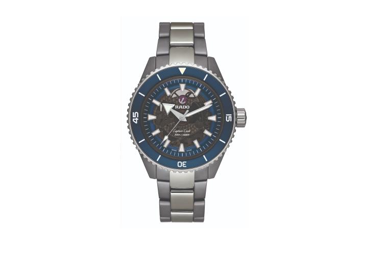Часы Captain Cook High-Tech Ceramic, Rado