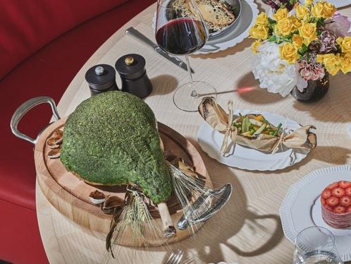 Блюда из меню ресторана Le Tout-Paris
