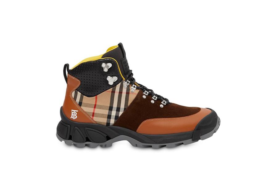 Мужские ботинки Burberry, 59 900 руб. (farfetch.com)