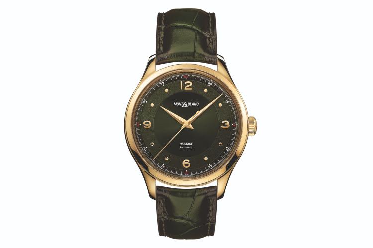 Часы Heritage, Montblanc