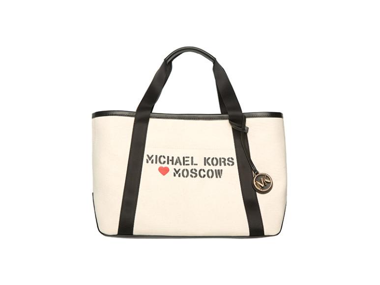 Капсульная коллекция MICHAEL Michael Kors с признанием в любви Москве