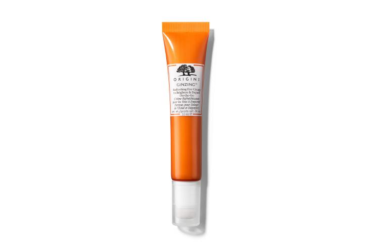 Освежающий крем для глаз Refreshing Eye Cream to Brighten and Depuff On-the-Go, GinZing, Origins