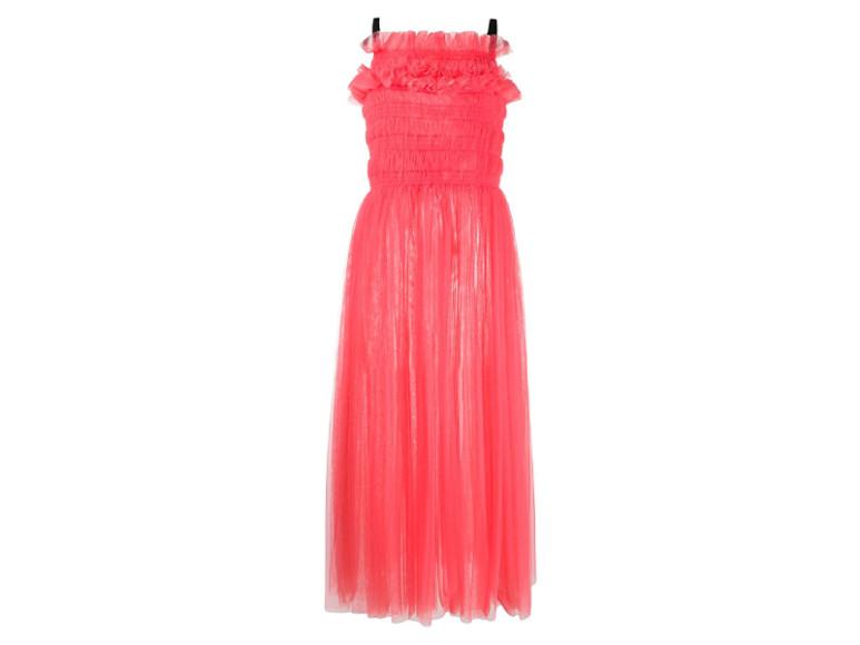 Платье Molly Goddard, 101 197 руб. (farfetch.com)