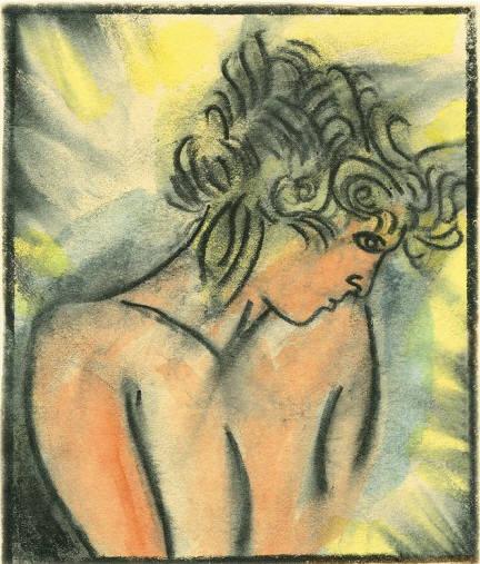 Леонард Коэн. «Grecian Woman»