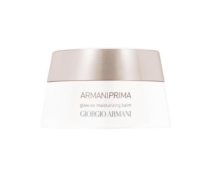 Увлажняющий бальзам Armani Prima Glow-on
