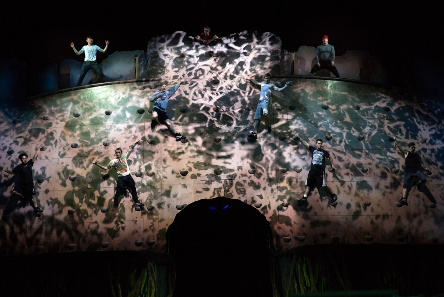 Фото: ПРЕСС-СЛУЖБА Cirque du Soleil
