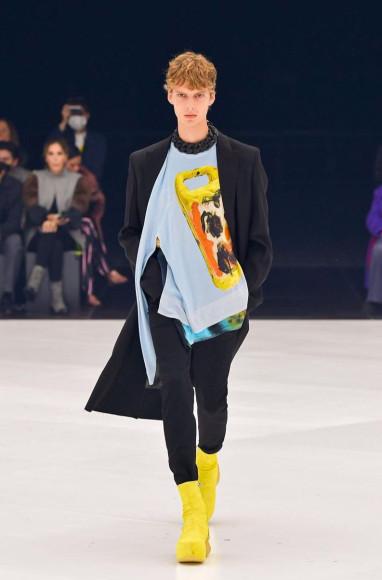 Givenchy,весна-лето 2022