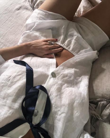 Льняные комплекты «Наташины пижамы», цена по запросу