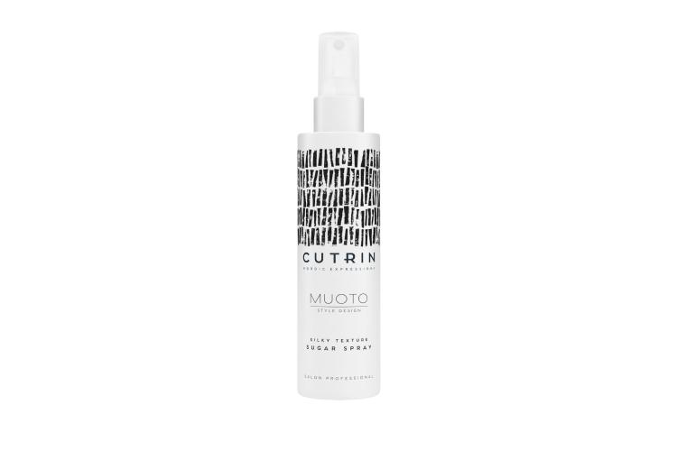 Спрей для шелковистой текстуры волос Silky Texture Sugar Spray, Cutrin Muoto