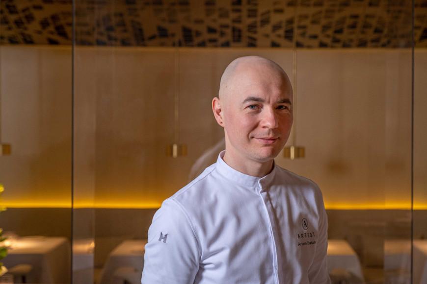 Артем Естафьев,Artest и Chef's Table