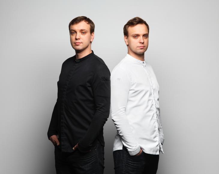 Иван и Сергей Березуцкие (Twins Garden)