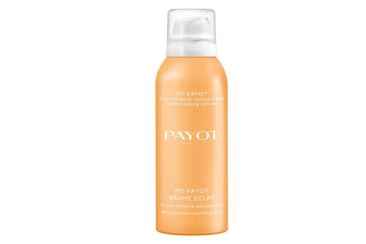 Дымка для лица My Payot Brume Eclat, Payot на основе ягод асаи и годжи, а также гиалуроновой кислоты увлажняет и защищает кожу от загрязнений, освежает и заряжает ее энергией
