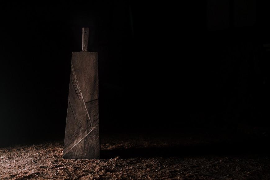 Денис Милованов. «Декоративная доска», 2016