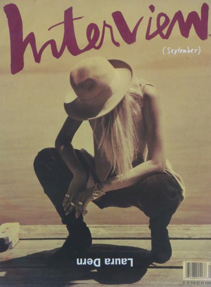 Лора Дерн, обложка 1990 года