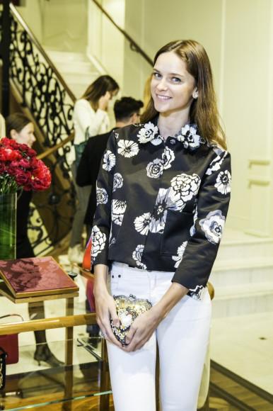 Ксения Князева, актриса и модель
